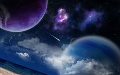 #Imagination: Wanting to explore our vast universe