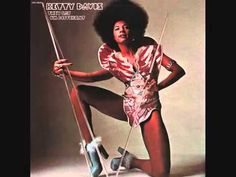 ▶ Betty Davis They Say I'm Different Full Album 1974 -