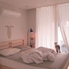 Mood room - - Mood room h o m e Dream Rooms, Dream Bedroom, Home Bedroom, Bedroom Decor, Bedrooms, Pretty Room, Aesthetic Room Decor, Cozy Room, My New Room