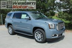 Stay in control in the 2015 #GMC Yukon Denali.