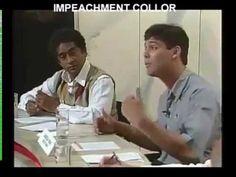 Lindberg Farias: Collor e Dilma Publicado em 19 de out de 2015 Comparação entre as falas do atual senador pelo PT-RJ sobre o impeachment de Fernando Collor e de Dilma Rousseff