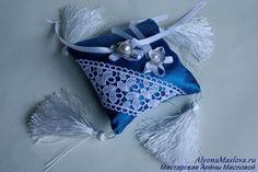 Подушка для колец 4