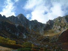 Nagano, Central-Alps Senjoujiki-kar