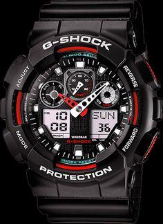 Часы наручные «G-SHOCK» Хит сезона для твоих рук  http://g-shock.iwcshop.ru/