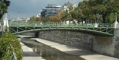 Die Kleine Ungarbrücke über den Wienfluss Industrial, Urban Park, Communities Unit, Industrial Music
