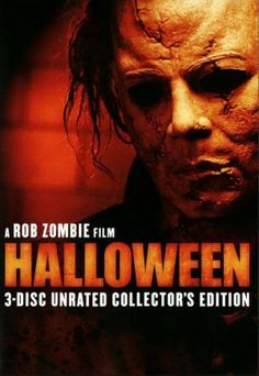 Halloween (2007) movie cover (US) / so scary nice! 11 oct