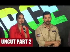 RANG LAAL Song Launch | Force 2 | John Abraham, Sonakshi Sinha | PART 2 John Abraham, Sonakshi Sinha, Gossip, Interview, Product Launch, Photoshoot, Songs, Music, Youtube