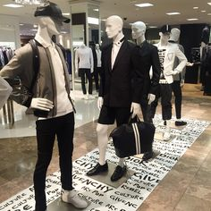 Gents hats featured with Dior and Givenchy at Saks 5th Avenue in Beverly Hills