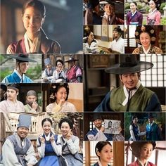 The Flower in Prison Behind the scenes in & off the camera until the finale-jin se yeon & Go soo