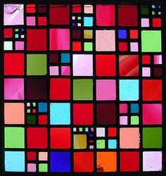 color squares 1 annabuilt #glass