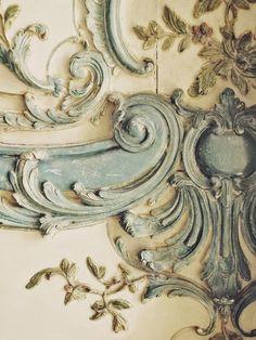 Blue Lace of Versailles