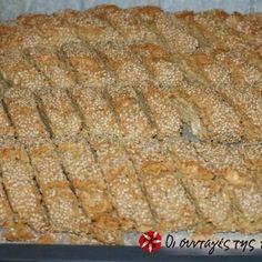 Τέλεια παξιμάδια κανέλας Greek Recipes, Desert Recipes, Biscuits, Deserts, Bread, Cookies, Lenten, Food, Crack Crackers
