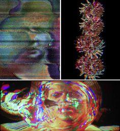 Psychedelic Videos by Yoshi Sodeoka