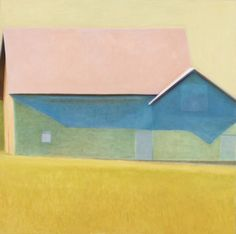 barns and buildings Archives - Kathryn Milillo Warm And Cool Colors, Triptych, Light Painting, Art Oil, Oil On Canvas, Motifs, Barns, Buildings, Houses