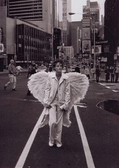 "Harper's Bazaar 1993 ""City of Angels"" by Peter Lindbergh"