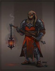 Character Concept, Character Art, Concept Art, Character Design, Character Ideas, Orc Warrior, Fantasy Warrior, Dnd Characters, Fantasy Characters