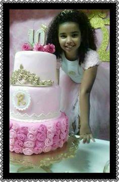 Nega Bolos e Doces - Bolos de Aniversário Princesa - Visite a nossa Página no Facebook