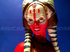 'Shaak-Ti' by Sideshow Collectibles