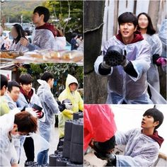 Park Hae Jin Keeps His Promise, Volunteers with His Anti-Fans