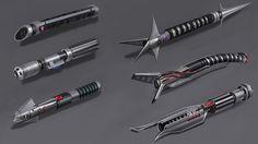 lightsaber designs
