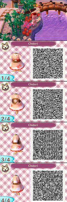 Animal Crossing Qr Codes Furniture Black
