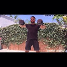 A new fave complex of mine. Tag your partner in Kettlebell crime... You'll need…