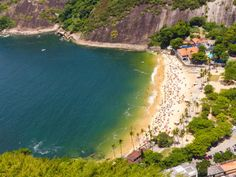 Prepared to be wowed! Rio de Janeiro's best beaches - http://bit.ly/1RqqZly