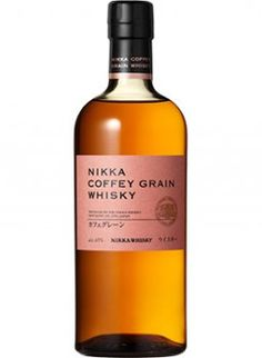 Nikka Coffey Grain Whisky   @Caskers 2014 Japanese #Whisky of the Year at the Ultimate Spirits Challenge