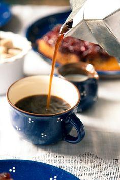 good morning /// stovetop espresso