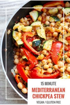 Chickpea Stew - Beauty Bites