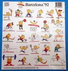 Mejores 40 Imagenes De Barcelona 92 En Pinterest Olympic Games