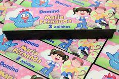 Dominó Personalizado Galinha Pintadinha