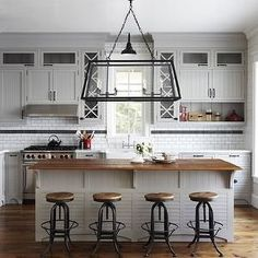 kitchen layout with sink and stove on same wall - Google Search