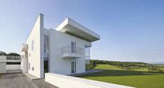 Gallery of Oxfordshire Residence / Richard Meier & Partners - 12