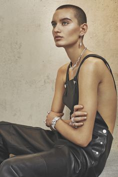 Soekie Gravenhorst by Emma Tempest for L'Express Styles November 2015