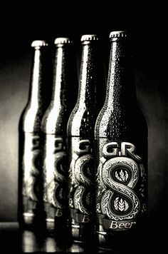 Beer label | #packaging #design
