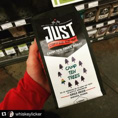 Thank you for participating and sharing @whiskeylicker  #repost #centralcoop #camptentrees .  How cool is this? I'm @central_coop on #dayofsilence2016 and I see that  @justcoffeecoop has a roast benefitting Seattle's Camp Ten Trees. #Seattle #queeryouth #queersshopping #camptentrees #dayofsilence #lgbtqia