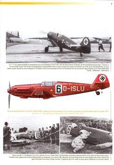Bf 109V 6D ISLU Ernst Udet