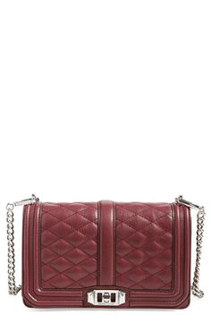 Rebecca Minkoff Rebecca Minkoff 'Love' Crossbody Bag available at #Nordstrom