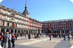 El Madrid de los Austrias: Plaza Mayor
