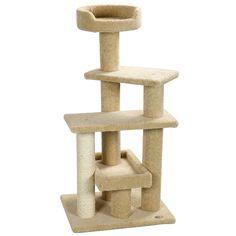 Go Pet Club 44-inch, Sisal Premium Cat Tree
