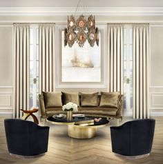 Lovely Curved Couches Living Room Ideas 48 - Home Interior and Design Nachhaltiges Design, Deco Design, Design Ideas, Milan Design, Modern Design, Interior Design Trends, Interior Design Inspiration, Modern Interior, Luxury Home Decor