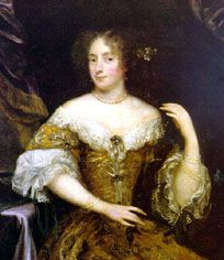 Françoise Athénaïs de Rochechouart de Mortemart, marquise of Montespan October 1640 – 27 May better known as Madame de Montespan, was the most celebrated maîtresse en titre of King Louis XIV of France, by whom she had seven children. Louis Xiv, Versailles, Middle Ages Clothing, Elizabethan Dress, Ludwig Xiv, 17th Century Fashion, French Royalty, Dress Painting, European Dress