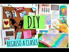 Manualidades para regres o a clases!!! DIY | Dani Hoyos Art - YouTube