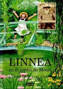 Linnea en el jardin de Monet