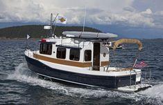 Ranger Tug 25- My dream boat !