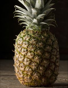 Prep School: How to Prep a Pineapple - Don't let a pineapple's prickly exterior deter you from buying it fresh. It's easy to slice away the spiky skin to reveal the juice, golden fruit.