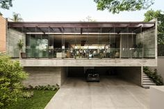 Jardins House,© Ruben Otero