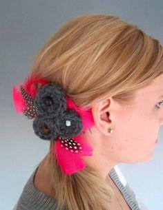 Valentine's Hair Accessory