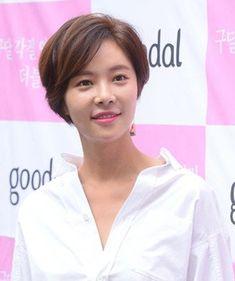 Actress Hwang Jung-eum Expecting a Baby